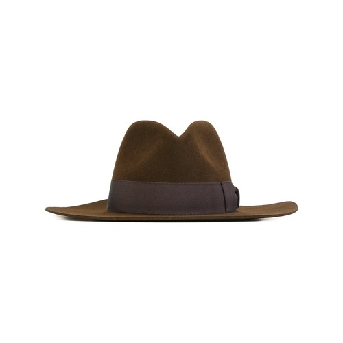SAINT LAURENT Classic Fedora Hat