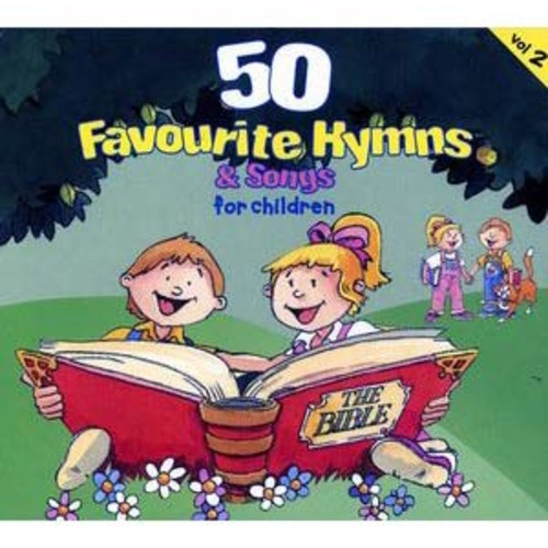 50 Favourite Hymns and Songs, Vol. 2 By Various Artists (Audio CD)
