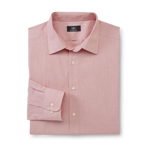 Men's Fitted Dress Shirt