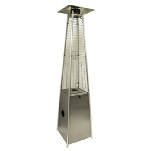 AZ Patio 40000-BTU Stainless Steel Floorstanding Liquid Propane Patio Heater