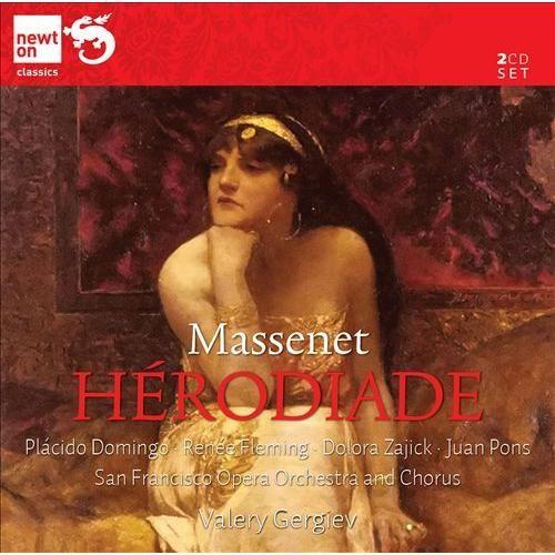 Massenet: Hrodiade [CD]