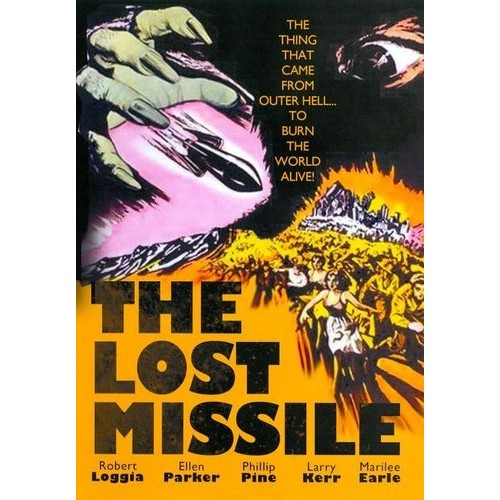 The Lost Missile [DVD] [1958]