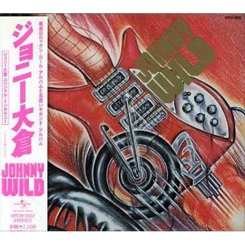 Johnny Wild [CD]