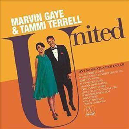 Marvin gaye - United (Vinyl)