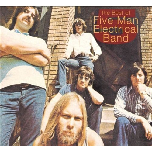The Best of Five Man Electrical Band [CD]
