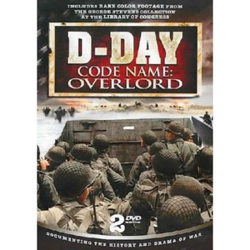 D-Day: Code Overlord [2 Discs] [DVD]
