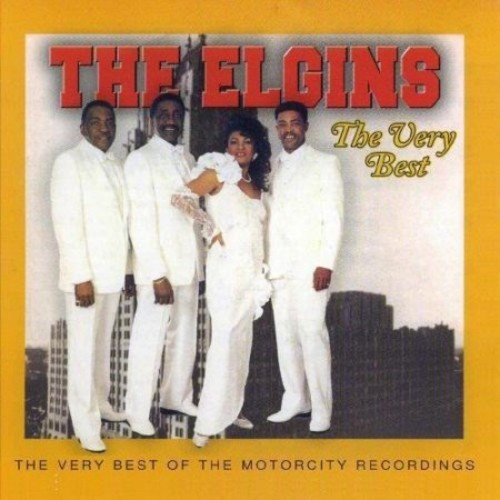 The Very Best of the Elgins [CD]