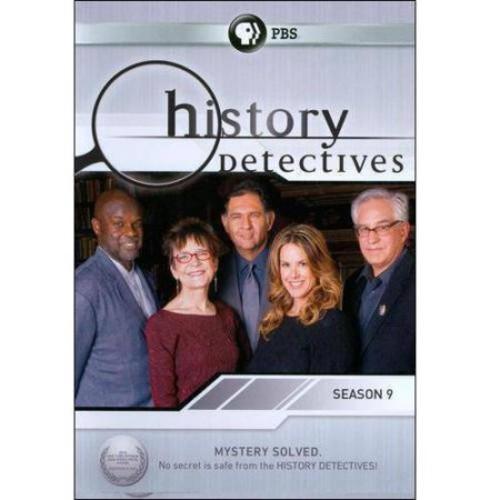 History Detectives: Season 9 [3 Discs] [DVD]