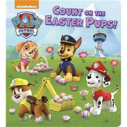 Count on the Easter Pups! (Hardcover)