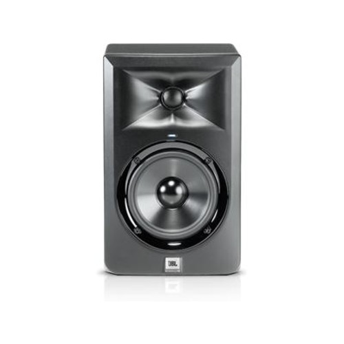 JBL LSR305 2-way powered studio monitor with 5