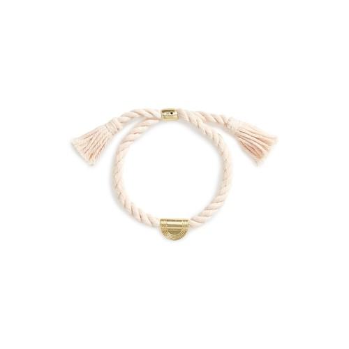 Cord Tassel Bracelet