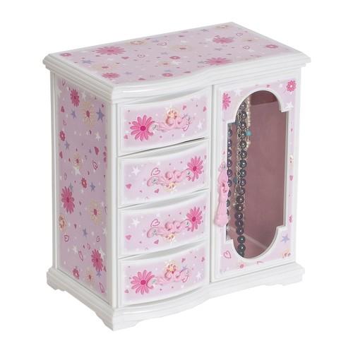 Mele \u0026 Co. Hyacinth Girl's Musical Ballerina Jewelry Box