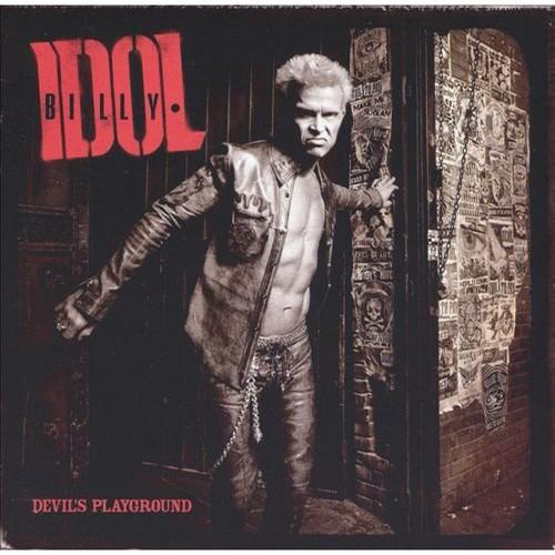 Devil's Playground [CD]