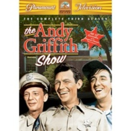 The Andy Griffith Show: The Complete Third Season (dvd_video)