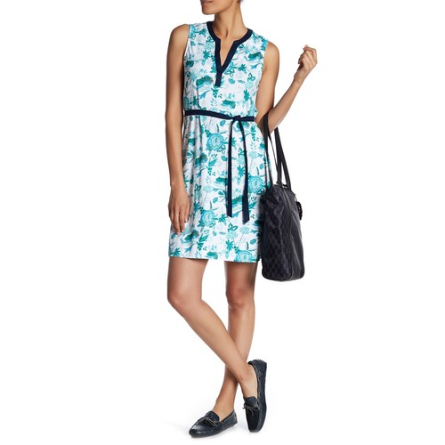 Naxos Blooms Sleeveless Dress