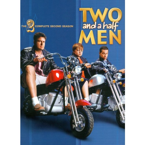 Two and a Half Men: The Complete Second Season [4 Discs] [DVD]