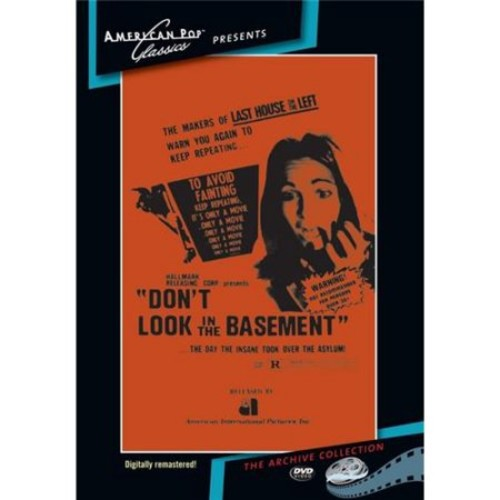 Don't Look in the Basement [DVD] [1973]