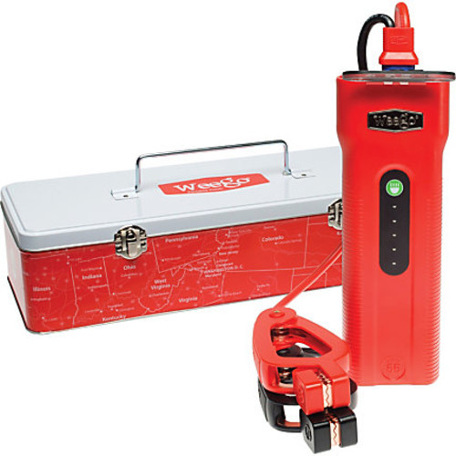 Weego High Performance Jump Starter 66 Battery Pack for Mobile Devices and Car Batteries
