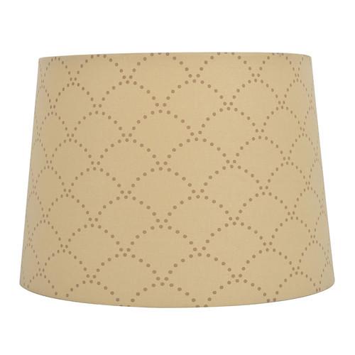 Scalloped Lamp Shade