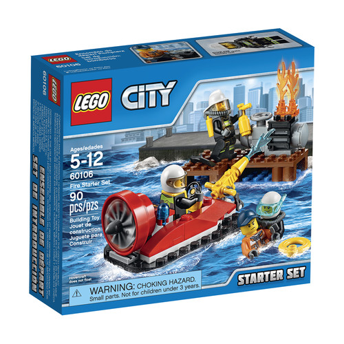 LEGO City Fire Starter Set #60106