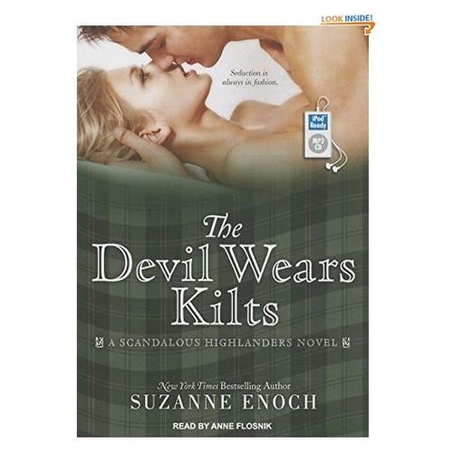 The Devil Wears Kilts (Scandalous Highlanders)