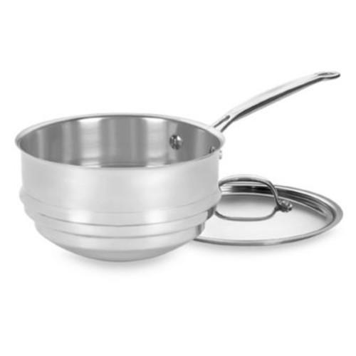 Cuisinart 7111-20 Double Boiler Sauce Pan, 2,3 & 4 Qt
