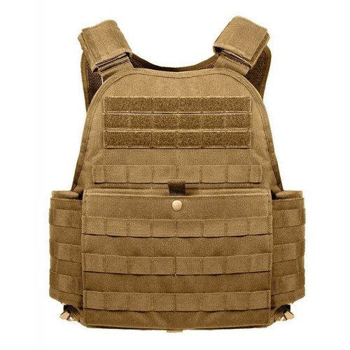 MOLLE Plate Carrier Vest - Rothco
