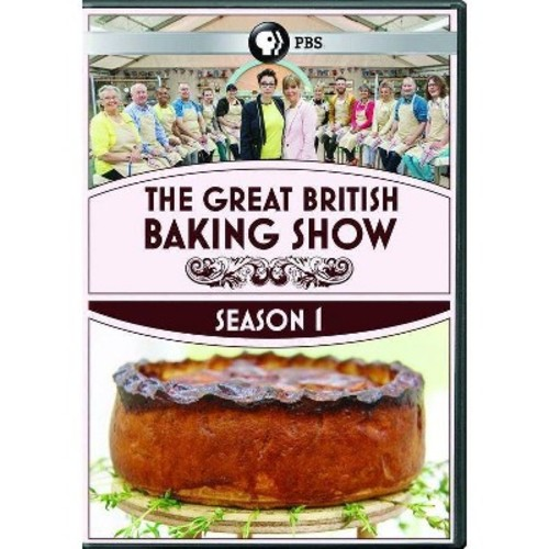 Great British Baking Show:Season 1 (DVD)