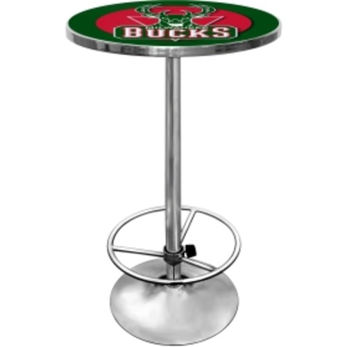 Trademark Games Milwaukee Bucks Pub Table