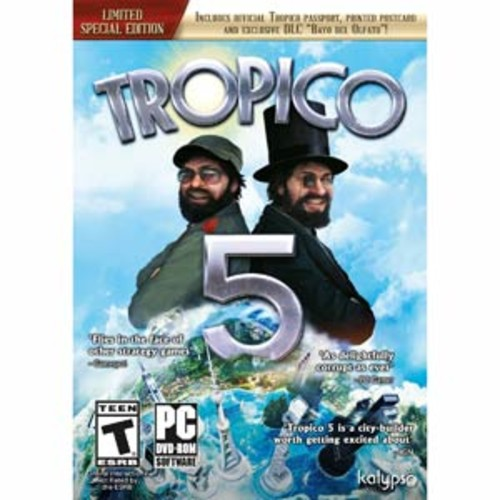 Tropico 5 - PC DVD ROM