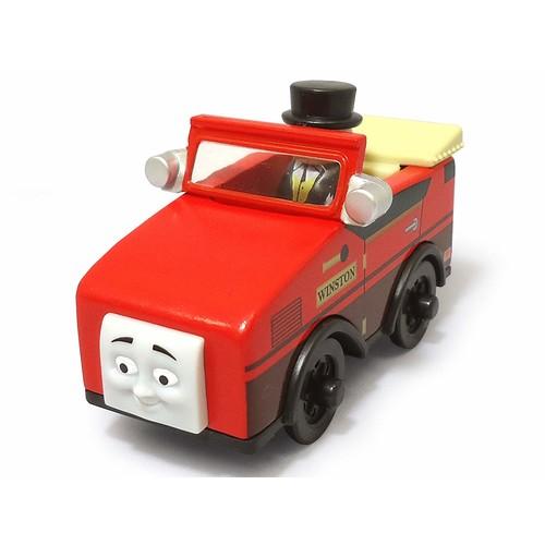 Fisher-Price Thomas the Train Wooden Railway Winston