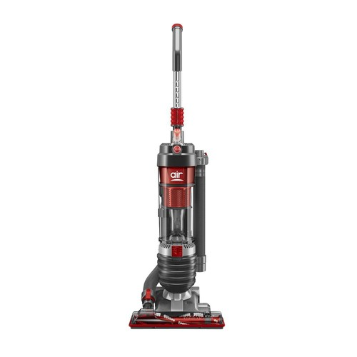 Hoover WindTunnel Air Bagless Upright Vacuum Cleaner in Red