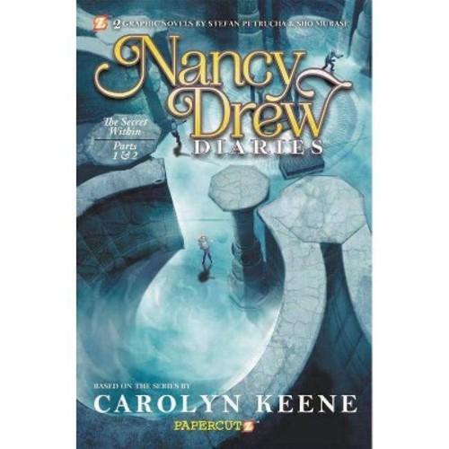 Nancy Drew Diaries 9 : The Secret Within (Paperback) (Stefan Petrucha & Sarah Kinney)