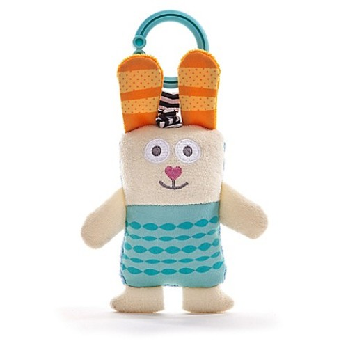 Taf Toys Development Ronnie The Rabbit Rattling Soft Toy