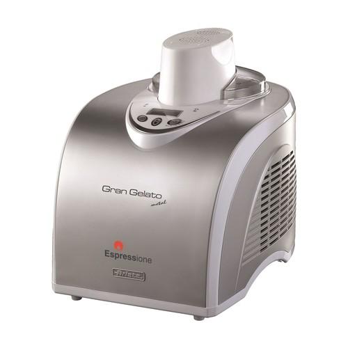 Espressione Gran Gelato Metal Compressor Ice Cream Maker