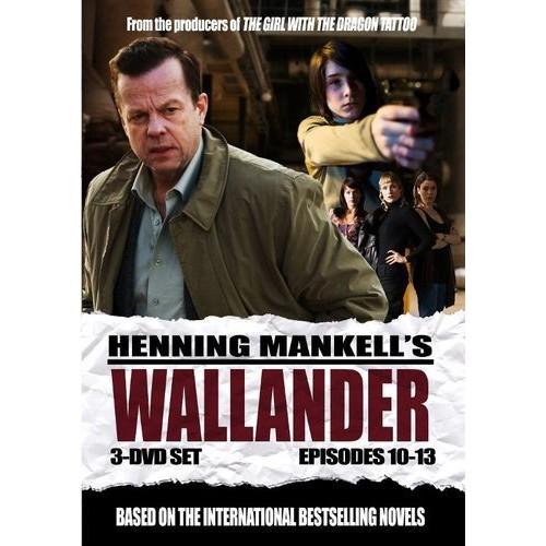 Wallander: Episodes 10-13 [3 Discs] [DVD]