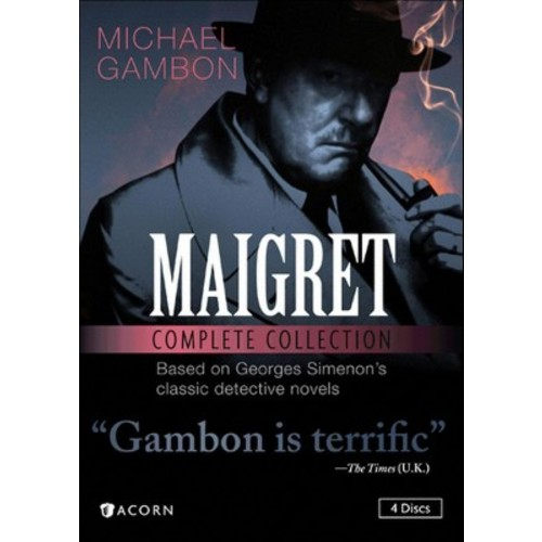 Maigret: Complete Collection [4 Discs]