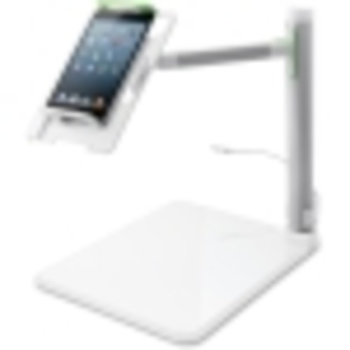 Belkin B2B054 Tablet Stage Stand for Presenters and Lecturers for Tablets from 7-11 Inches Including All Generations of iPad, iPad mini and iPad Air, Designed for School and Classroom [Full-Size]