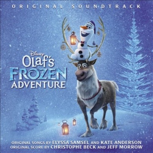 Various - Olaf's Frozen Adventure (Ost) (CD)