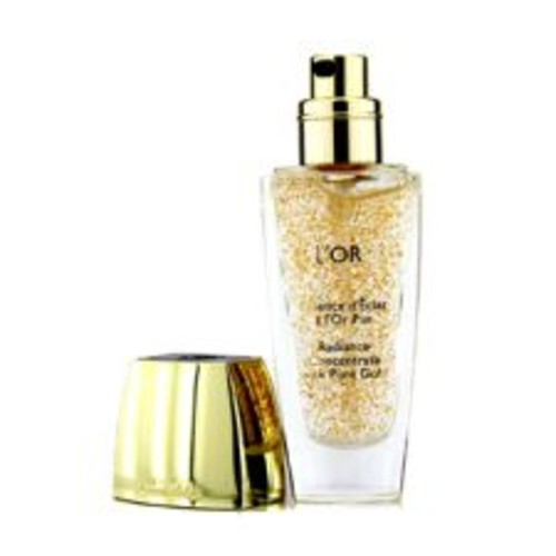 Guerlain LOr Radiance Concentrate with Pure Gold Makeup Base