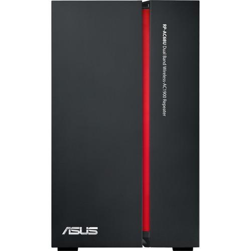 Asus RP-AC68U IEEE 802.11ac 1.86 Gbit/s Wireless Access Point