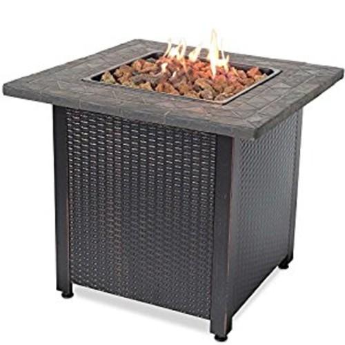 Endless Summer GAD1401M LP Gas Outdoor Fireplace [Steel]