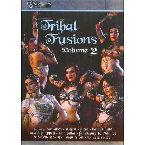 Bellydance Superstars: Tribal Fusions, Vol. 2 [DVD] [English] [2008]