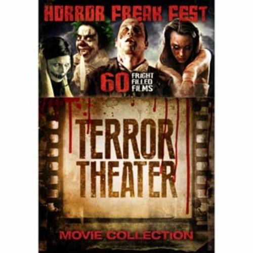 Horror Freak Fest: Terror Theater Movie Collection [15 Discs]