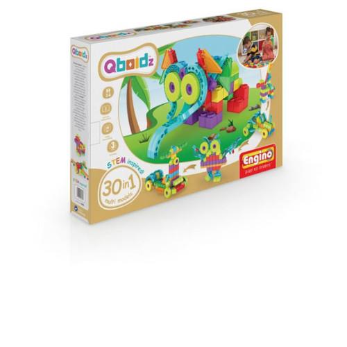 Engino Qboidz 30 In 1 Multi Models Building Set