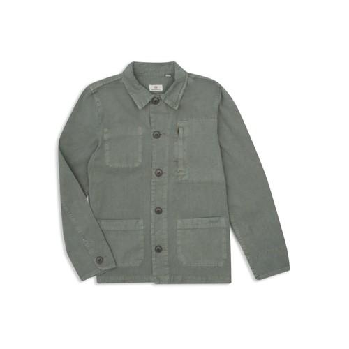 Boys' Cotton Shirt Jacket - Big Kid