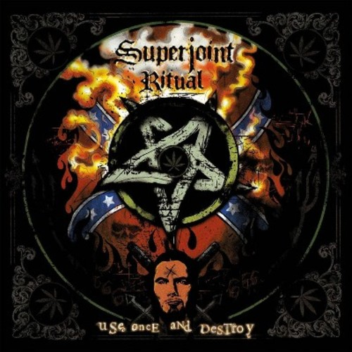 Superjoint Ritual - Use Once And Destroy (Vinyl)