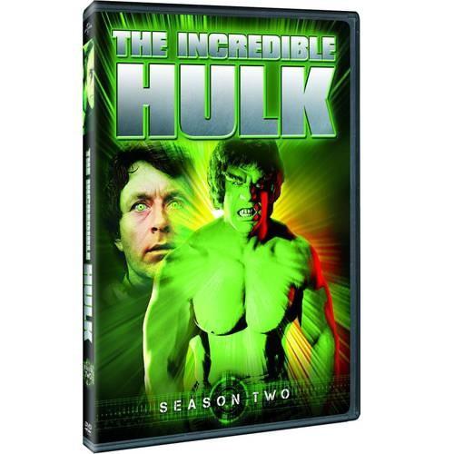 The Incredible Hulk: Season Two (Full Frame)