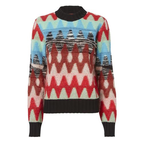 MISSONI Multicolor Mix Sweater