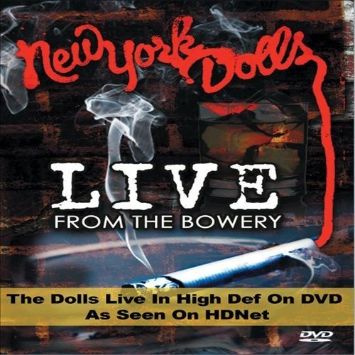 Live from the Bowery 2011 [DVD]